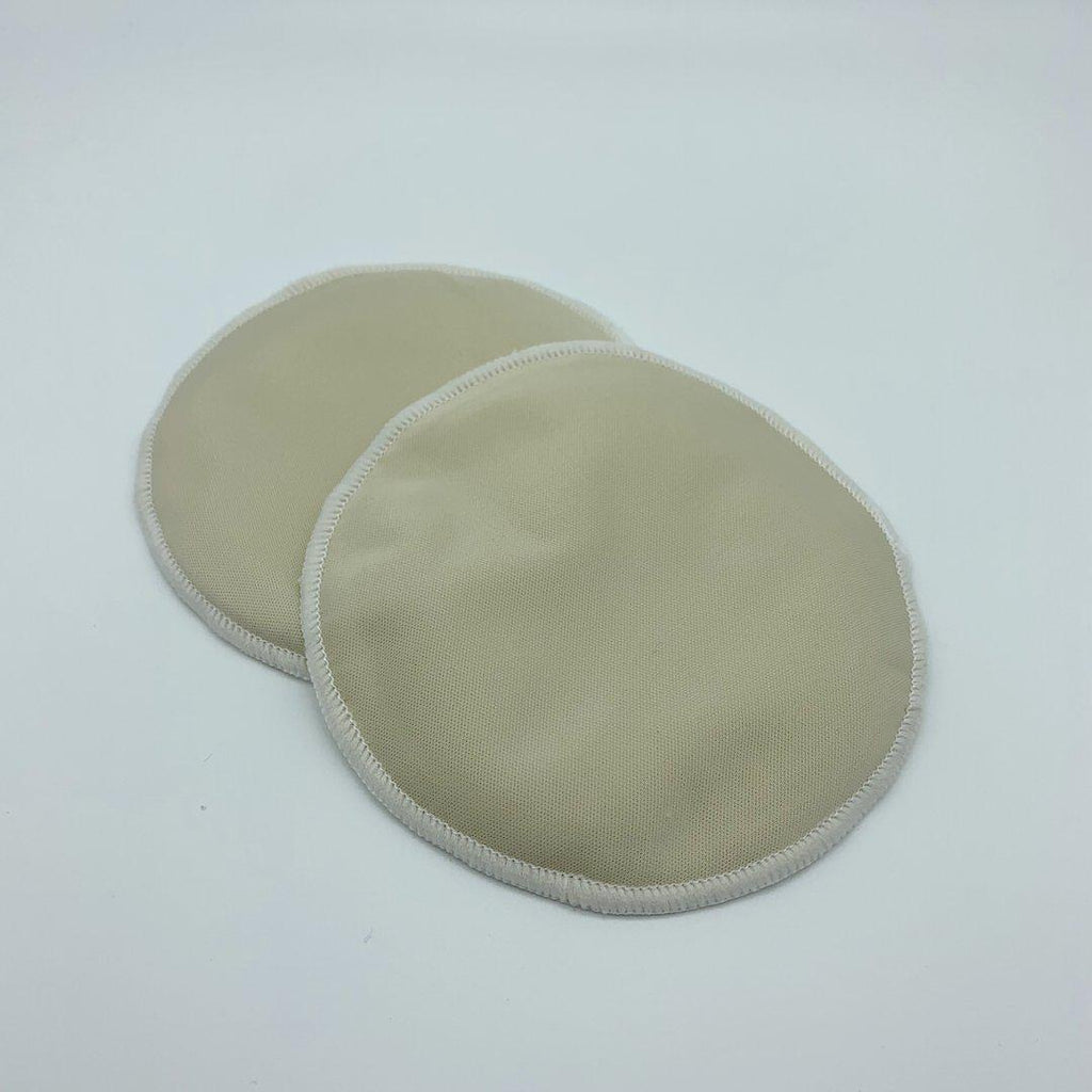 reusable nursing pads | milky goodness | olive - MUMMA + BUBBA COLLECTIVE