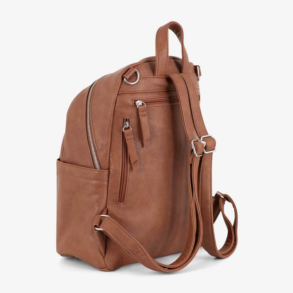 Nappy Backpack | Manhattan 2-Way | Tan - MUMMA + BUBBA COLLECTIVE
