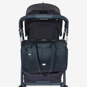 Nappy Bag | Maya Holdall | Black - MUMMA + BUBBA COLLECTIVE