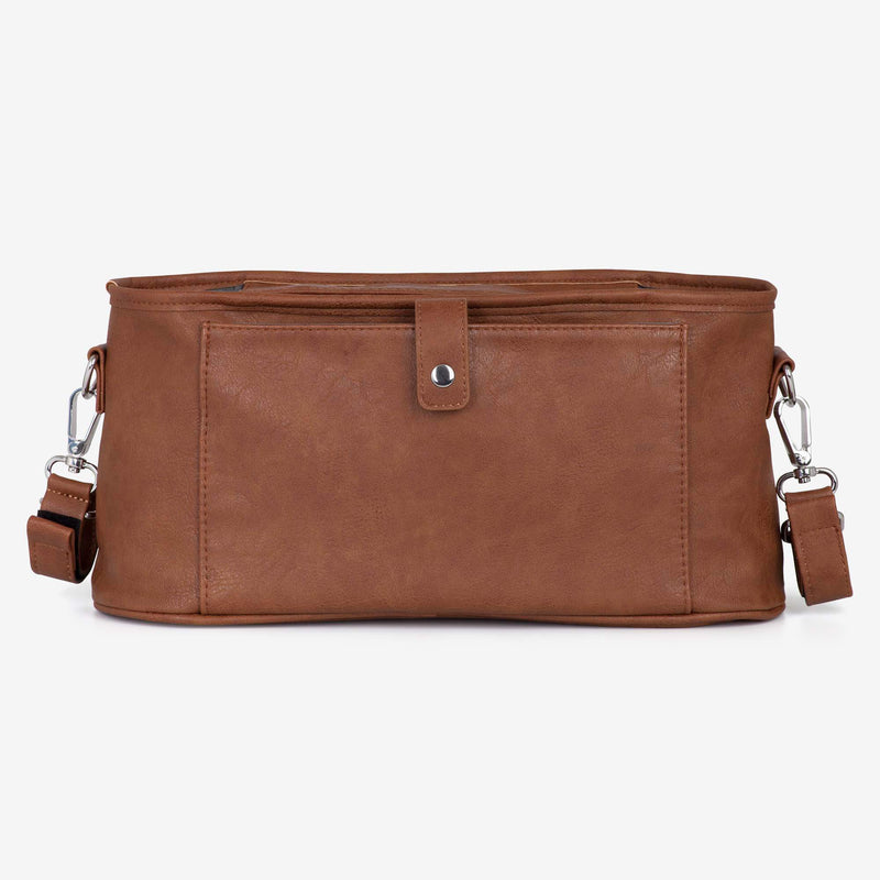 Nappy Caddy | Tan - MUMMA + BUBBA COLLECTIVE