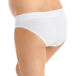 Bonds Bumps | Maternity Underwear Bikini | White - MUMMA + BUBBA COLLECTIVE