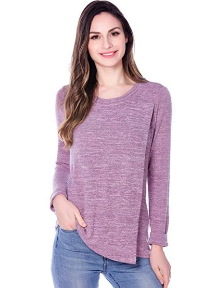 Nursing Comfy Long Sleeves