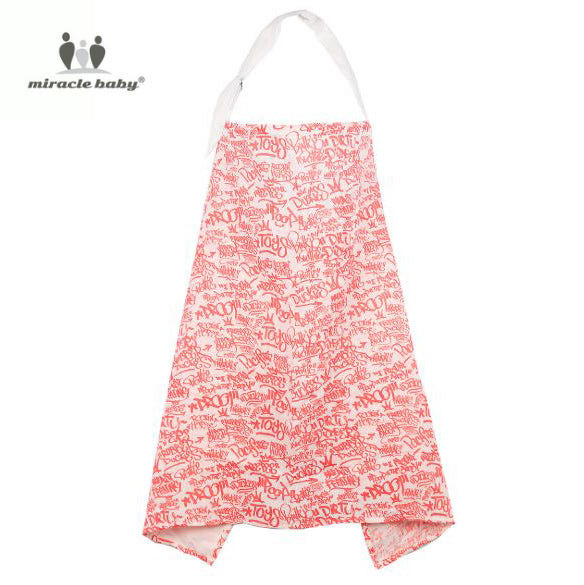 Miracle Baby Breastfeeding Nursing Cover