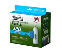 Thermacell 120小時的防蚊補充裝