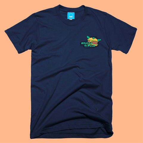 Krusty Burger Tee