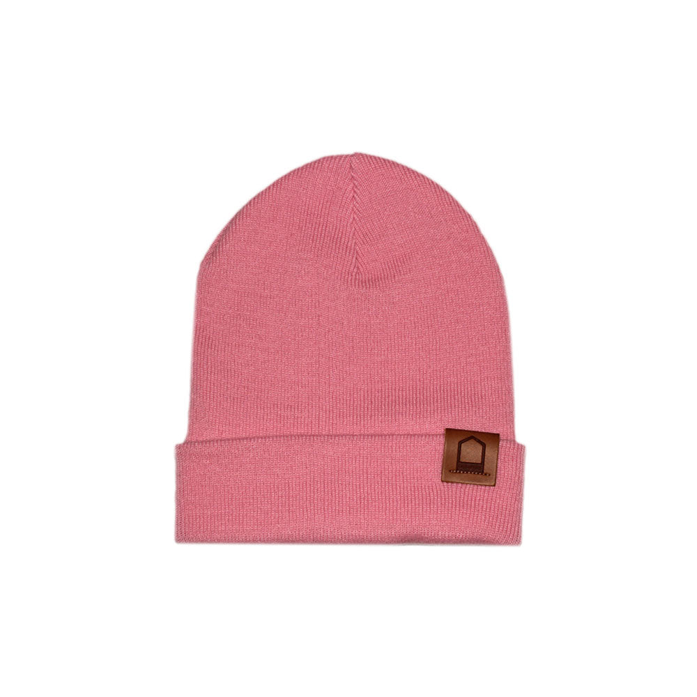 Pink Light Beanie
