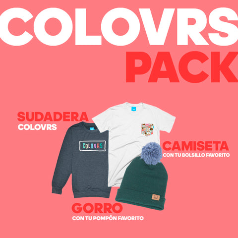 Pack Colovrs
