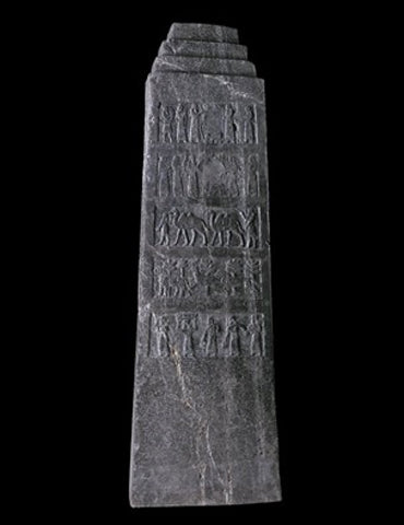 Black Obelisk of Shalmaneser - 21 Greatest Old Testament Biblical Archaeology Discoveries Ever (2019)