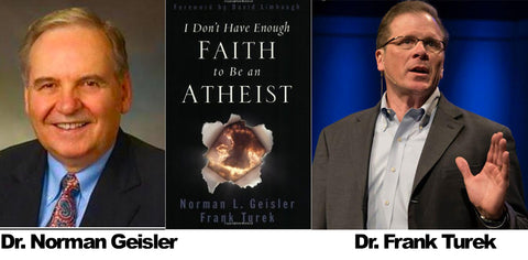 I Don't Have Enough Faith to Be an Atheist - Ultimate Guide to Christian Apologetics