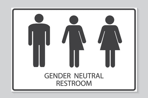 Gender Neutral Bathrooms - Welcome to Truth