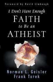 I Don't Have Enough Faith To Be An Atheist - Welcome to Truth