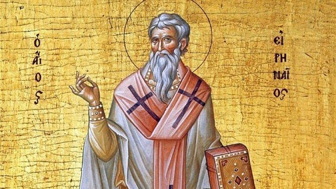 Irenaeus of Lyons - Ultimate Guide to Christian Apologetics
