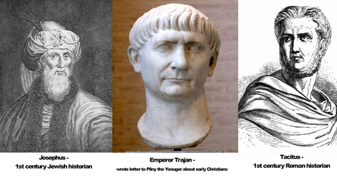 Josephus, Trajan and Tacitus - Ultimate Guide to Christian Apologetics