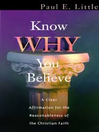 Know Why You Believe - Apologetics: 50 Best Books of All Time