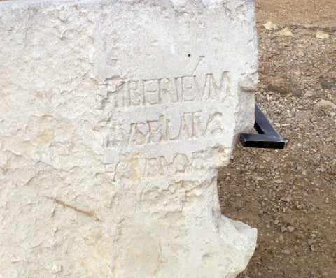 Pilate's Stone - 17 Greatest New Testament Biblical Archaeology Discoveries EVER