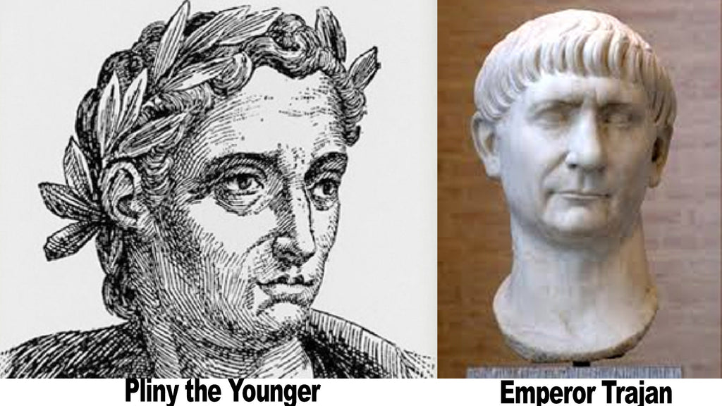 Pliny the Younger and Emperor Trajan - Kanye Says Jesus is King - But Who is Jesus?
