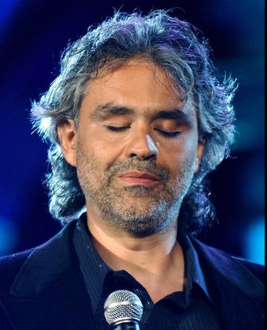 Andrea Bocelli - Anti-Abortion: 23 Influential People Almost Aborted