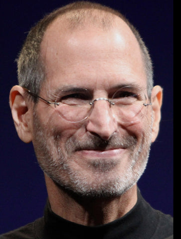 Steve Jobs - Anti-Abortion: 23 Influential People Almost Aborted