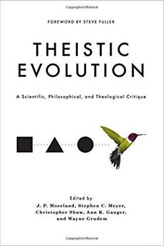 Theistic Evolution - Ultimate Guide to Christian Apologetics