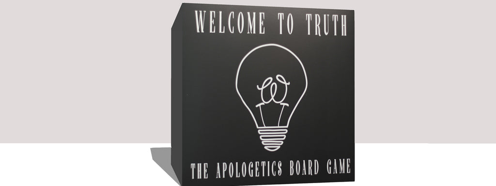 Welcome to Truth Board Game - Ultimate Guide to Christian Apologetics