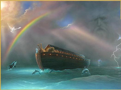 Noah's Ark - How Old Is the Universe?