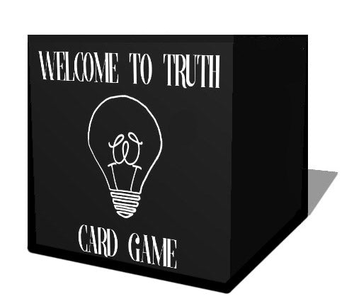 Christian Card Game - The BEST Christian Card Game around.  This is what our box cover looks like.