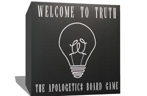 Christian Board Game - The BEST Christian Board Game around.  This is what our Pro Edition box cover looks  like.