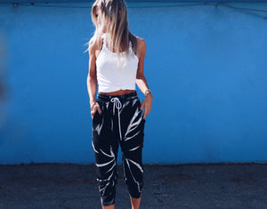 Pocket Joggers / Black & White