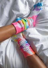 Load image into Gallery viewer, Tie Dye Socks / Set of 3