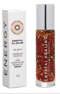 Energy essential oil roller - 10ml