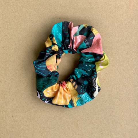 The Secret Garden Scrunchie
