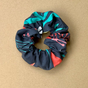 Afternoon Wonder Scrunchie