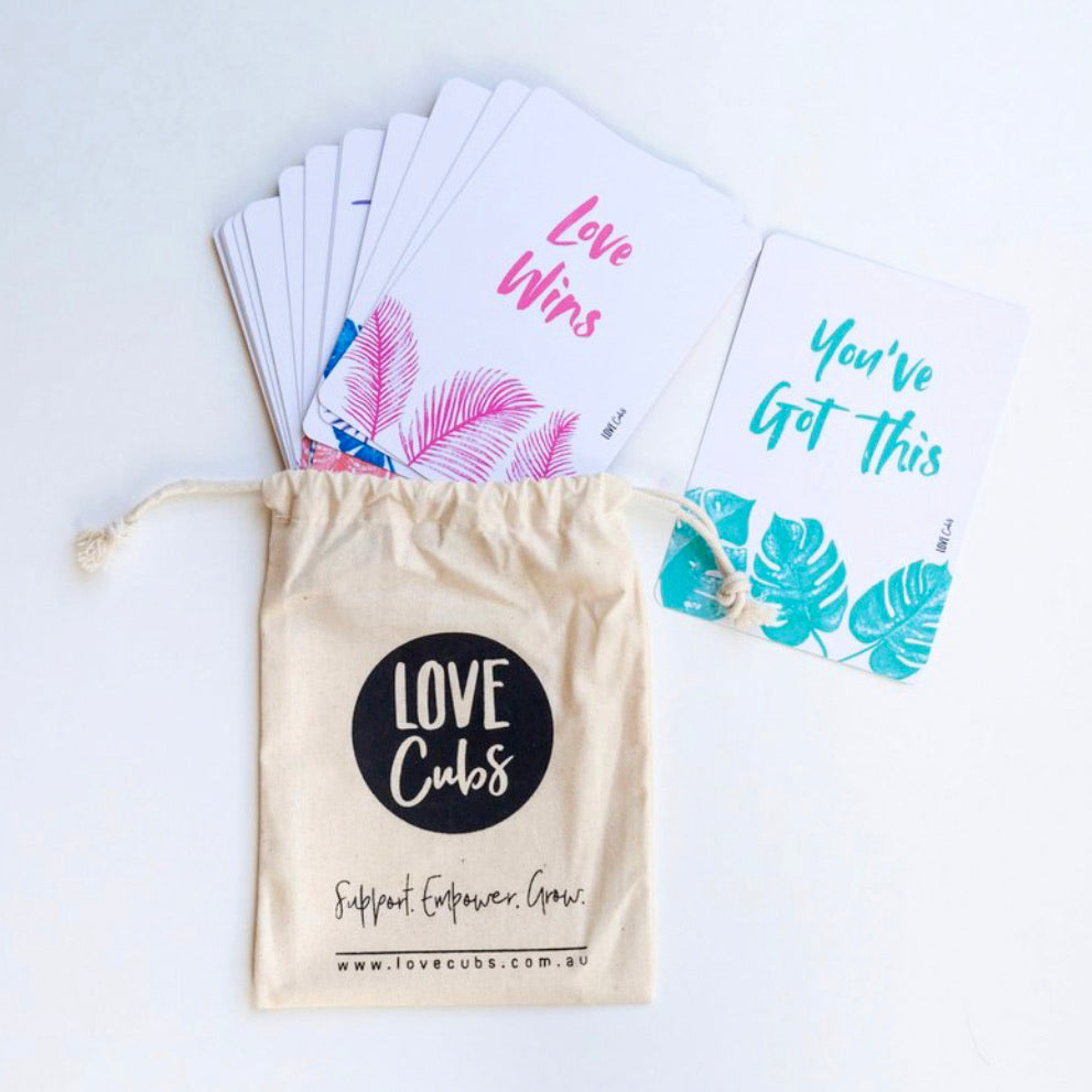 INSPIRE Collection - Affirmation Cards