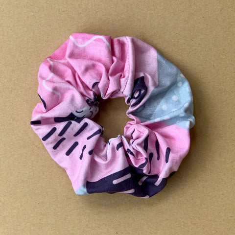 The Madonna Scrunchie