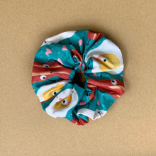 Load image into Gallery viewer, Bacon & Eggs Scrunchie