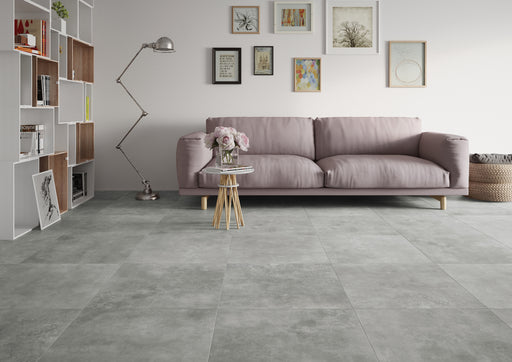 Bodenfliese Shine gris lappato 60x60cm