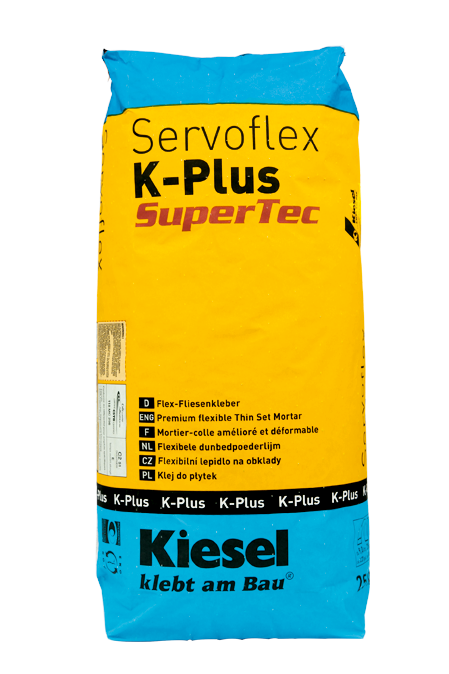 Servoflex K Plus Supertec 5kg
