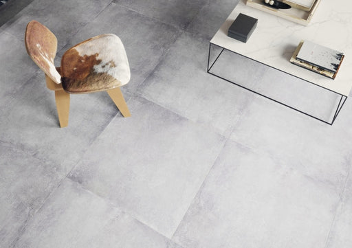 Bodenfliese Stoney gris 80x80cm