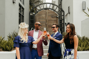 How to Look Dapper AF at this Year's 13 Ugly Men Derby Party