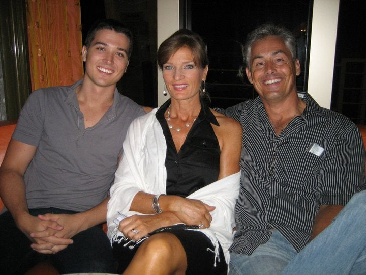 Matthew, Lisa and David
