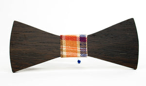 Wood Bow Tie | Wenge | Laser Cut