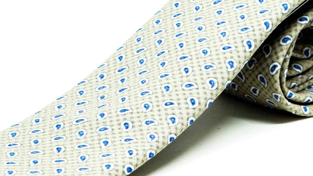 Silk Necktie No. 2044