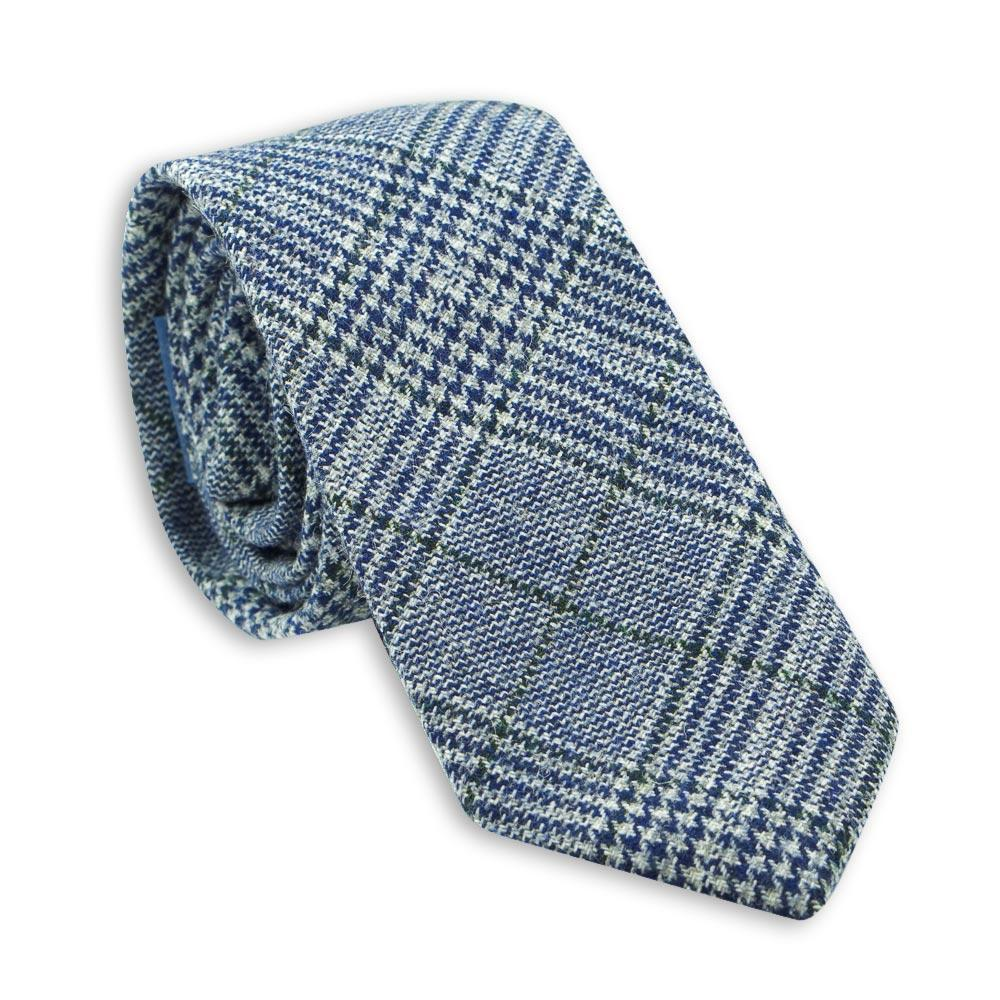 Glen Plaid Necktie No. 332