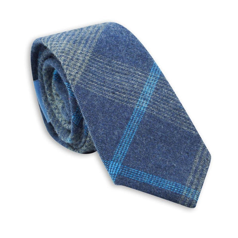 Plaid Necktie No. 329