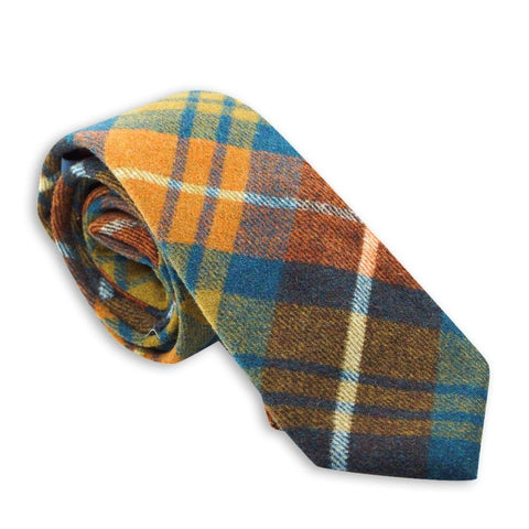 Plaid Necktie No. 333