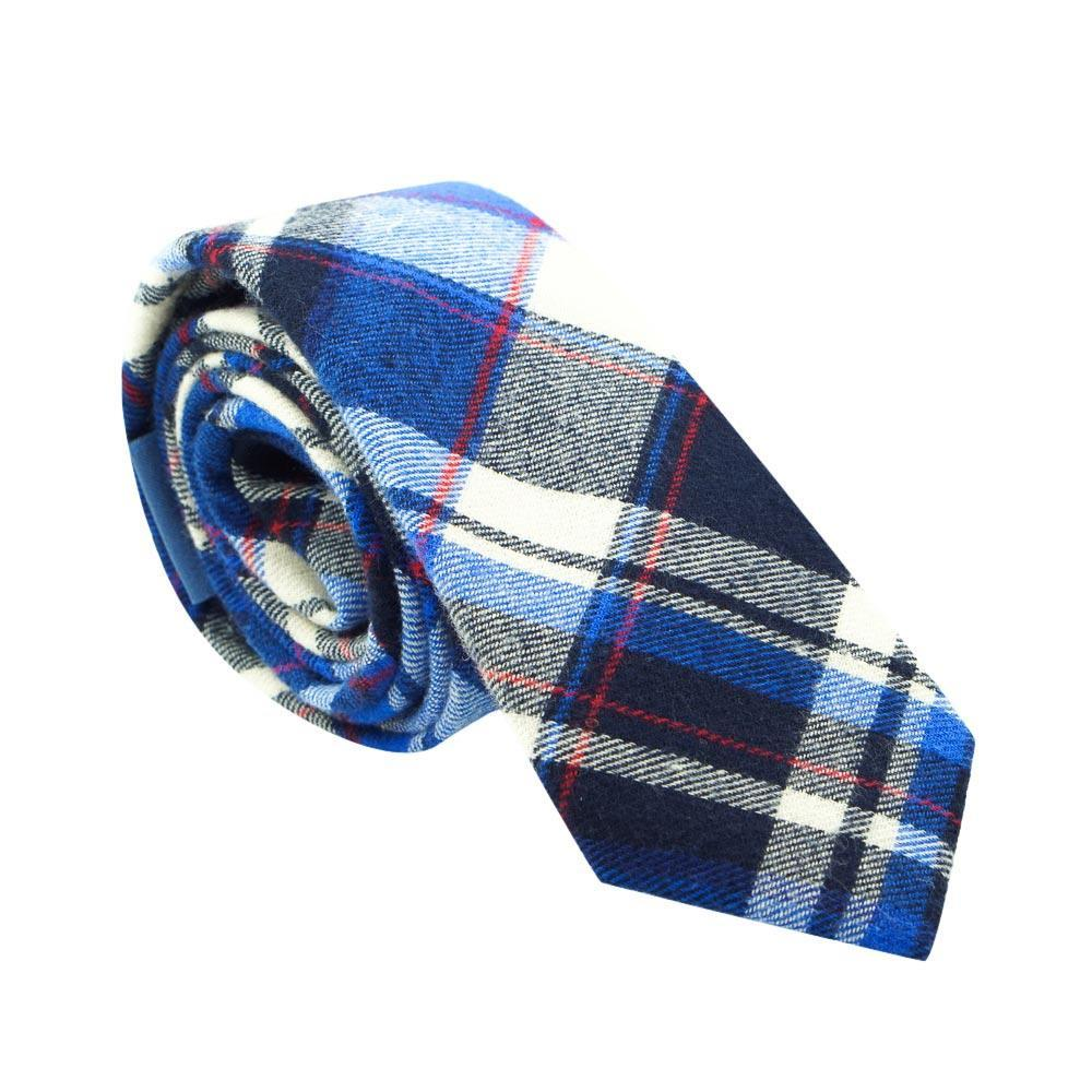 Plaid Necktie No. 335