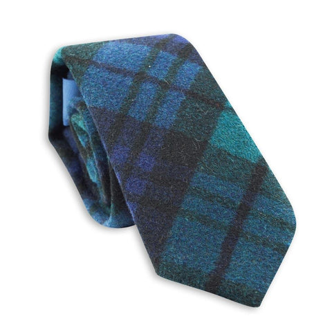 Plaid Necktie No. 336