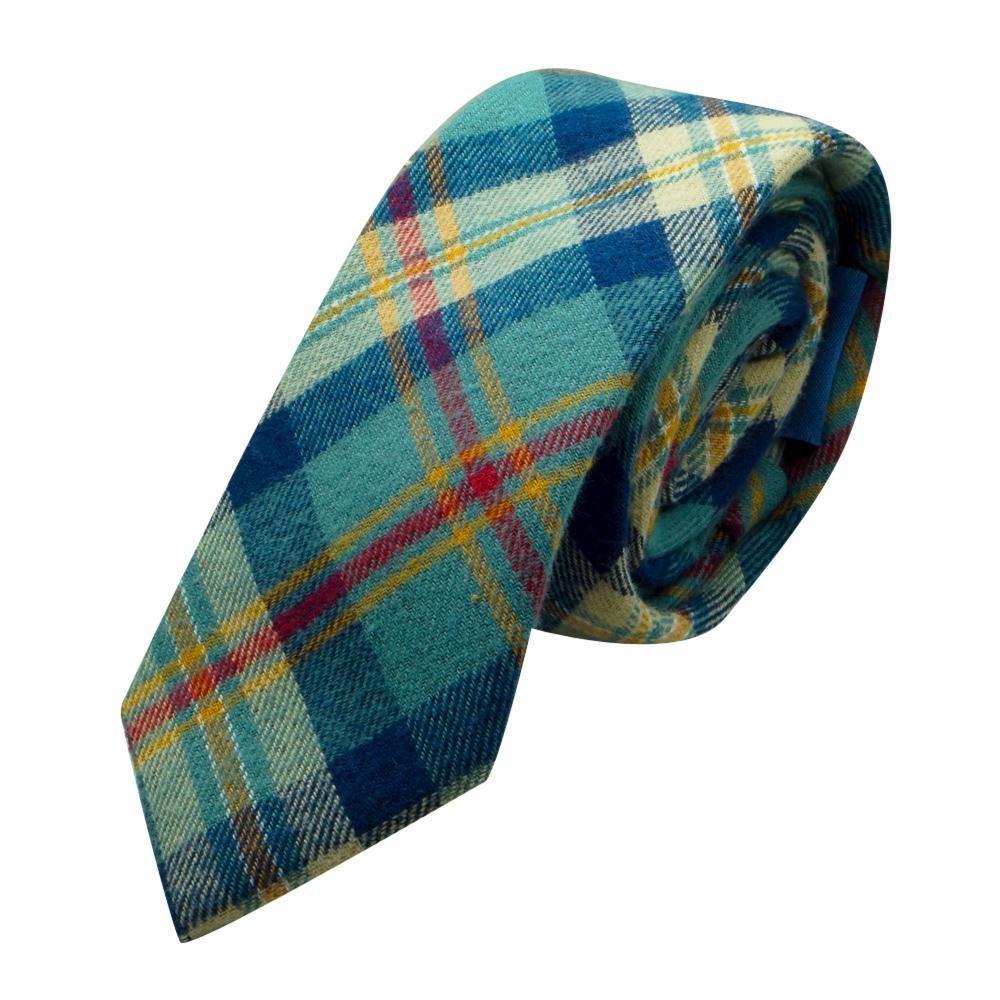 Plaid Necktie No. 342