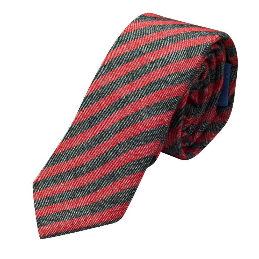 Stripe Necktie No. 338