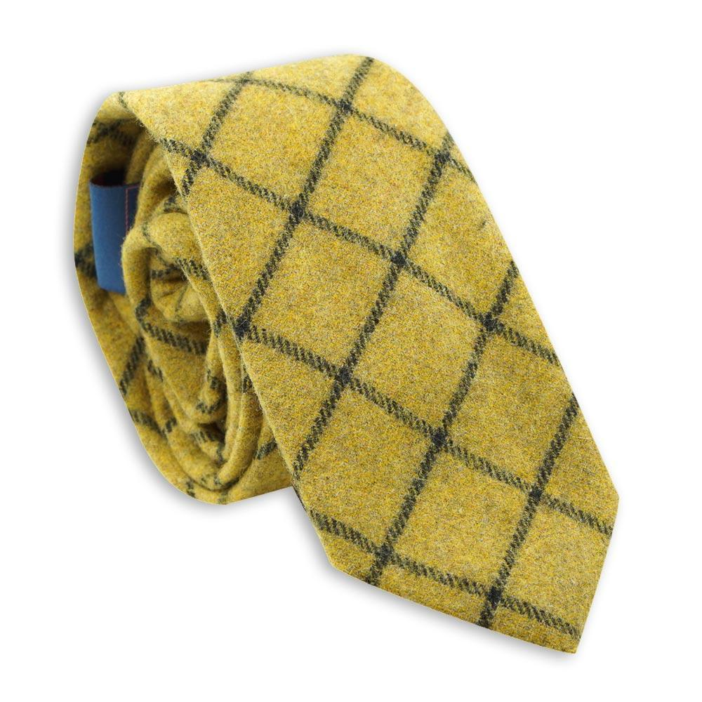Window Pane Necktie No. 334